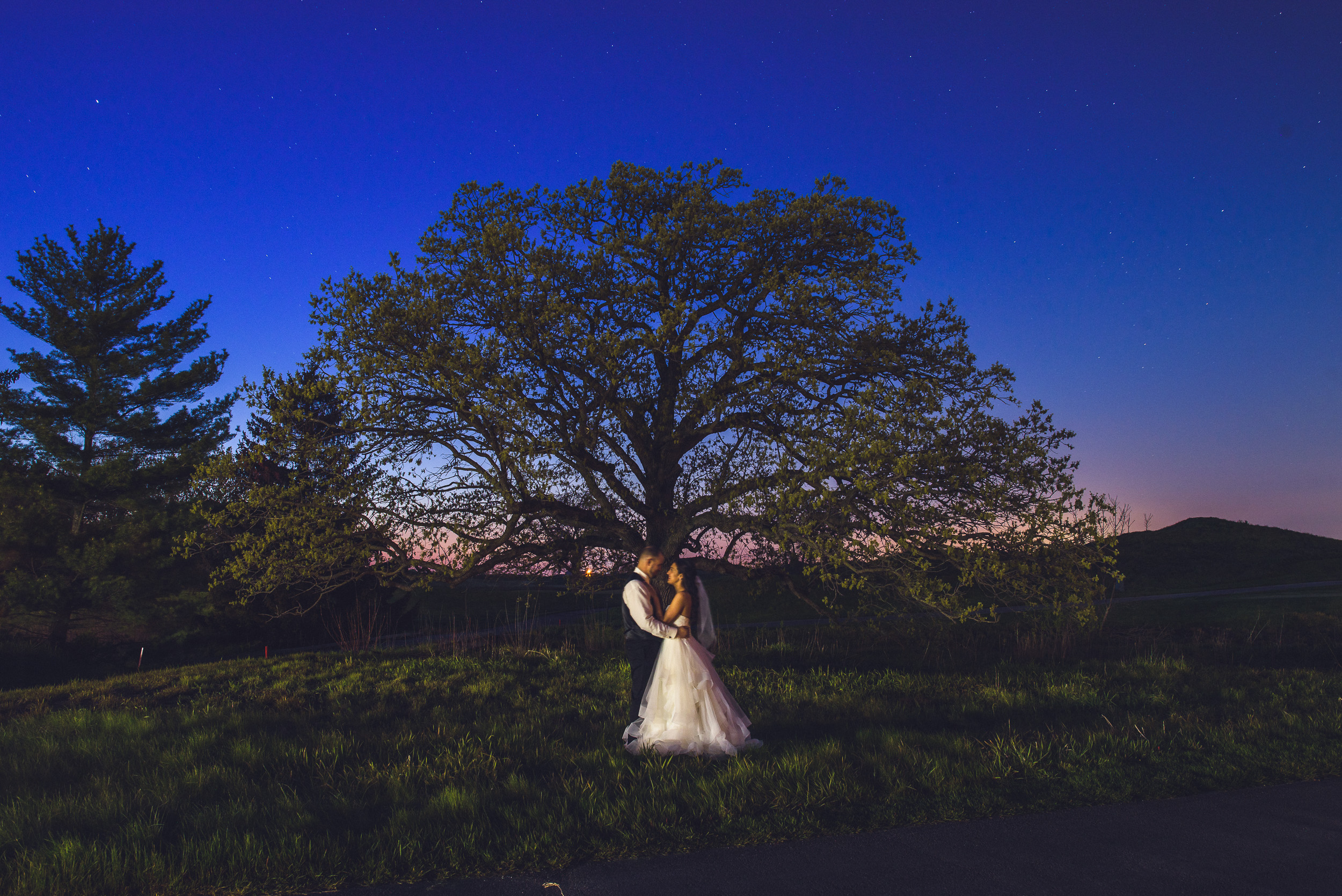 01-night-photography-kenosha-wedding-photographer
