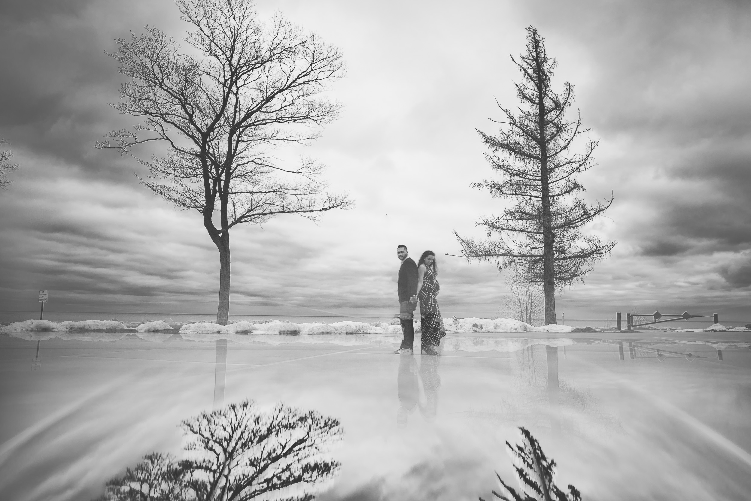02-engagement-beautiful-clouds-in-background